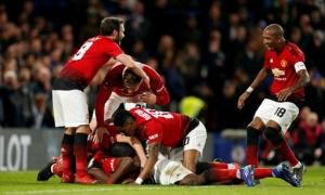 Chiến thắng Chelsea chỉ rõ sẽ là 'tội ác' nếu Man Utd không trói chân 2 cái tên