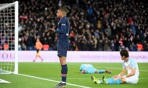 Ghi bàn rồi ăn mừng thái độ 'lồi lõm', Mbappe tức giận với PSG