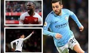 11 sao Premier League bị đánh giá thấp nhất: Sát thủ loại M.U, 2 trò cưng Pep