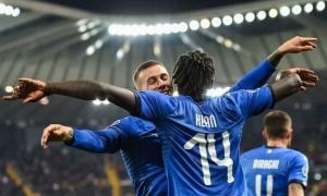 Ghi bàn ra mắt, sao trẻ 2000 đưa Italia đến chiến thắng