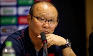 HLV Park Hang-seo: 'Bóng đá là cuộc sống'