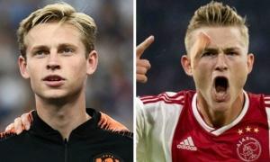 Về Barca, ngôi sao Ajax sẽ đá ở vị trí nào?