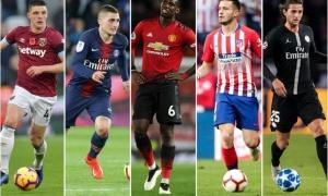 4 sự thay thế Pogba lí tưởng nhất dành cho Man Utd