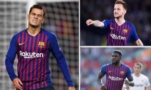 Barca tiễn 9 cầu thủ, tứ đại gia nước Anh sẽ có thể 'ngư ông đắc lợi'?