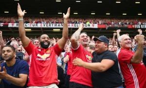SỐC: CĐV Man Utd bị bắt vì phân biệt chủng tộc nhiều nhất nước Anh