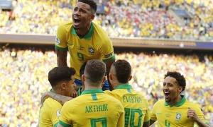 Nhận định Brazil vs Paraguay: Tiếp đà hưng phấn