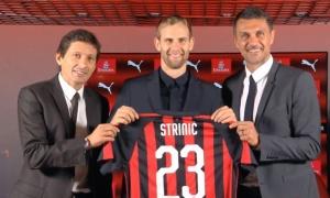 """Ivan Strinic: Từ nhà á quân World Cup 2018 đến """"người thừa"""" của AC Milan."""