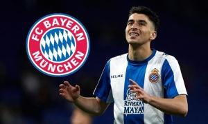 Vồ hụt Rodri, Bayern chuyển hướng săn nhà vô địch U21 châu Âu
