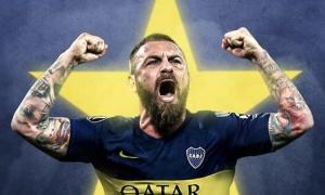 Ấn định thời điểm cựu thủ quân AS Roma gia nhập Boca Juniors