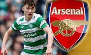 Đâu là lý do Arsenal quyết tâm theo đuổi Kieran Tierney?