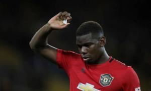 Pogba hỏng pen, Man United bỏ lỡ cơ hội vươn lên ngôi đầu Premier League