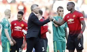 Solskjaer: 'Cậu ấy đẳng cấp nhưng không thể là Keane, Scholes và Cantona'