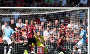 5 điểm nhấn Bournemouth 1-3 Man City: Đẳng cấp Aguero, người hùng bất ngờ