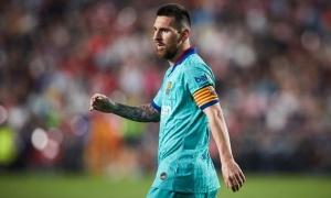NHM thổn thức: 'Cầu thủ này thực sự đã bắt nạt Messi!'
