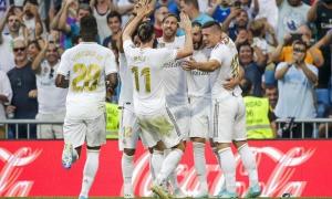 'Quái thú' trở lại, Real tự tin đả bại Sevilla!