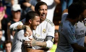 Hazard bị Zidane gạch tên khỏi cuộc đấu Mallorca vì lý do không ngờ
