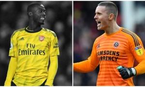 Đây! 2 khoảnh khắc khiến Arsenal bất lực trước tân binh Premier League