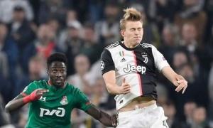 'Gây họa' cho Juventus, De Ligt bị truyền thông Italia vùi dập
