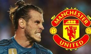 Chuyển nhượng 17/11: Chốt 5 cái tên, M.U ký gấp Bale; Cú sốc bom tấn kép Mbappe & Ronaldo