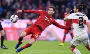 Đang yên lành, sao Bayern công kích khiến Dortmund nóng mặt