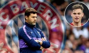Kimmich 'đu đưa' với Pochettino, Bayern đã biết phải làm gì
