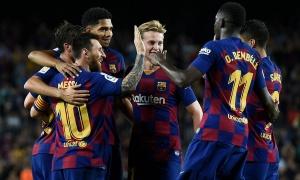 Đá văng các công thần, 'tương lai của Barcelona' khẳng định vị thế!