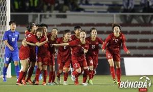 'Ác mộng Thái Lan' góp mặt, tuyển Việt Nam vỡ oà giành HCV SEA Games