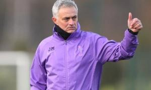 Mourinho lên kế hoạch đưa cựu sao Man City về Tottenham