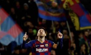 Messi là vô hạn!
