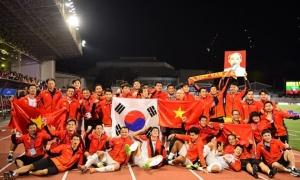 U22, bóng đá Việt Nam và những đột phá cùng HLV Park Hang Seo