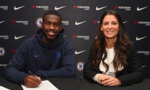 CHÍNH THỨC! Chelsea ký ngay bản hợp đồng đầu tiên