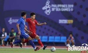 """""""Độc cô cầu bại"""" tại ĐNÁ, bóng đá Việt Nam đã bỏ xa Thái Lan?"""