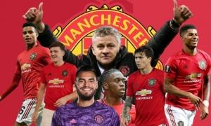Man Utd và 10 kỷ lục kinh hoàng gieo rắc vòng bảng Europa League