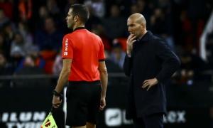Thoát chết, Zidane nói điều thật lòng về Courtois khiến CĐV Real phát sốt