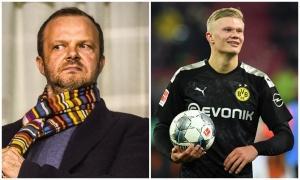 Cay đắng! Tiếc tiền, Man Utd đau đớn nhìn Haaland giã nát đối thủ ở Bundesliga