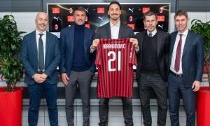 Đây, điều kì lạ Ibrahimovic đang tạo ra ở AC Milan