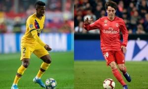 Săn lùng hậu vệ phải, Bayern quan tâm người của 2 'gã khổng lồ' Tây Ban Nha
