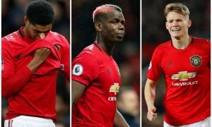 Tai họa ập tới với Man Utd: Solskjaer 'đáng thương' hơn là 'đáng trách'