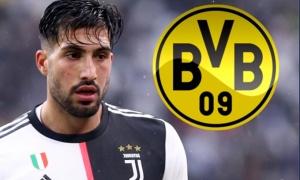 Dortmund bất ngờ dẫn đầu trong việc cưu mang sao thất sủng của Juventus