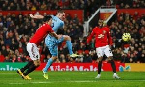 'Tân thủ quân' lại mắc sai lầm, Man Utd hứng chịu thất bại bạc nhược trên sân nhà