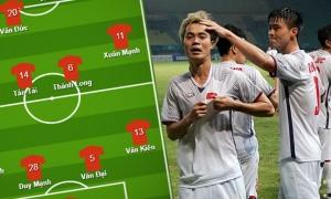 Siêu đội hình tuổi Tý của bóng đá Việt Nam: 'Mạnh gắt', 'đứa con thần gió' góp mặt
