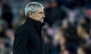 'Ác mộng' xa nhà đe doạ Barca, Quique Setien liệu sẽ lại sa lầy?