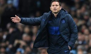 Lampard phát biểu trước trận gặp Hull City: Đảm bảo vị trí cho 2 người