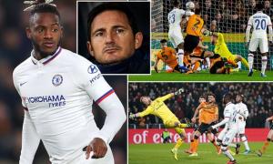 Siêu dự bị tỏa sáng, Chelsea thẳng tiến vào vòng 5 FA Cup