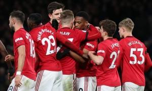 4 sao Man Utd 'đỉnh nhất' ở trận gặp Chelsea: 'Quái thú' tái xuất