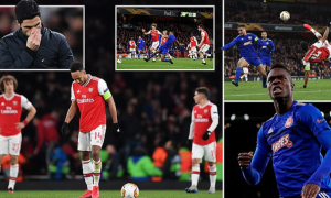 Điểm nhấn Arsenal 1-2 Olympiakos: Hoan hô đội khách; Pháo thủ 'tự chết'
