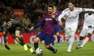 Trở về từ 'địa ngục', Ramos dè dặt trước trận El Clasico