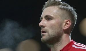 Luke Shaw: 'Cầu thủ Man Utd đó là 1 trò đùa, tất cả chúng tôi đều bị sốc'