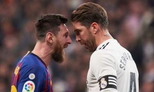 Trước đại chiến, Ramos nói lời thật lòng về Messi khiến CĐV Real phát sốc