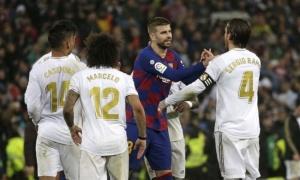 Nối gót Ronaldo, Ramos và Pique ra tay 'trượng nghĩa' giữa mùa COVID